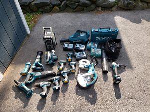 Makita tools for Sale in Haverhill, MA