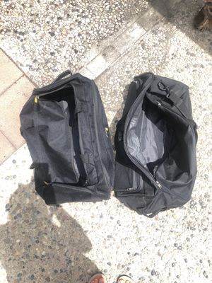 Two duffle bags for Sale in Glendale, CA