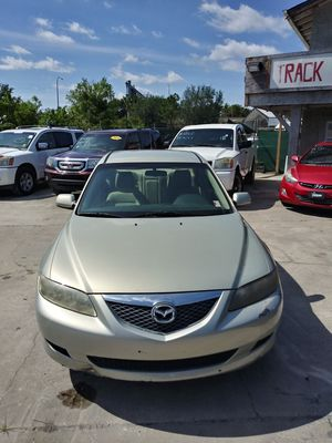 2005 MAZDA 6 $400 DOWN RUNS AND DRIVES GREAT ICE COLD AC for Sale in Orlando, FL
