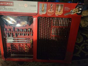 Craftsman New Drill and Drive Set for Sale in NO POTOMAC, MD