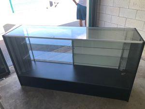 Display case Black for Sale in Boynton Beach, FL