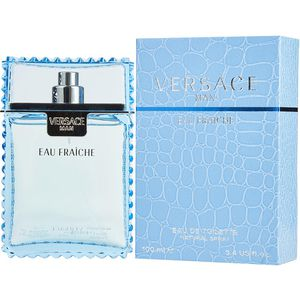 Versace Man Eau Fraiche by Gianni Versace 3.4 oz EDT Cologne for Men New In Box for Sale in South Riding, VA