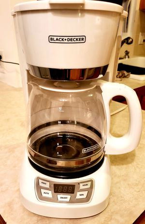 Black and Decker coffee maker for Sale in Silver Lake, OH