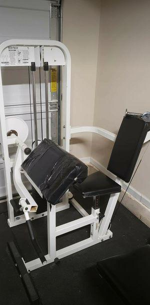Curl machine / Exercise equipment for Sale in Stockbridge, GA