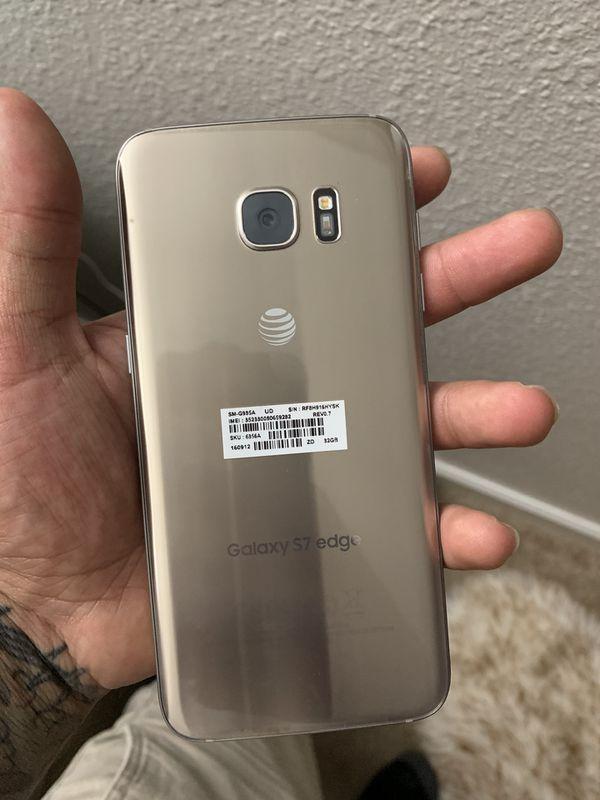 Galaxy s7 edge AT&T
