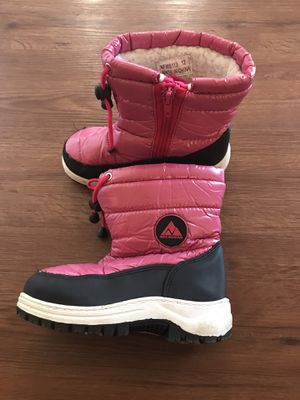 Snow boots- kids 11/12 for Sale in Tempe, AZ