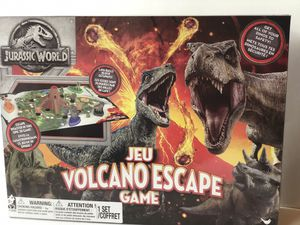 Jurassic world volcano escape game NEW for Sale in Alexandria, VA