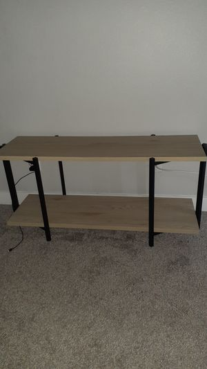 """TV stand. 44"""" in length. fit my 55"""" tv for Sale in Chandler, AZ"""