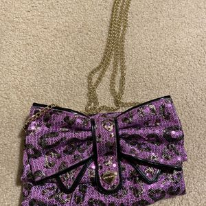 Betsy Johnson Cheetah Mini Purse for Sale in Tempe, AZ