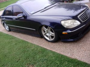 2006 Mercedes S430 parts only for Sale in Irving, TX