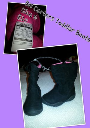 BNWT Carters Girl Boots for Sale in Bellingham, WA