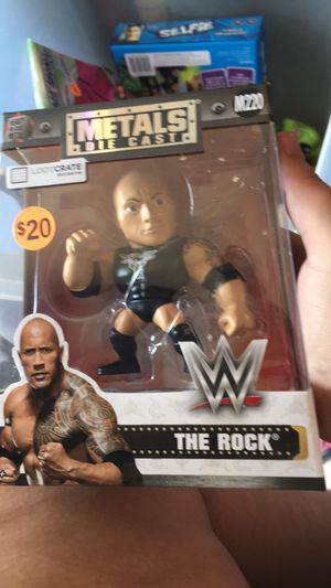 The rock figure for Sale in Gastonia, NC