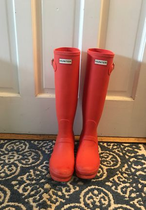 Women's size 8 Hunter Boots for Sale in Portland, OR