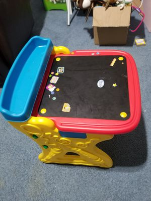 Crayola children's art desk for Sale in Chesapeake, VA