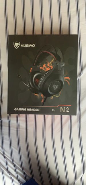 Nubwo gaming headset for Sale in Pittsburgh, PA