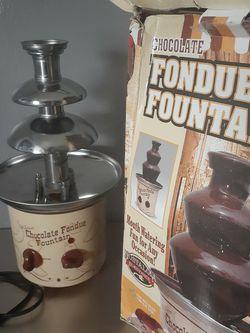 Chocolate Fondue Fountain for Sale in Boynton Beach,  FL