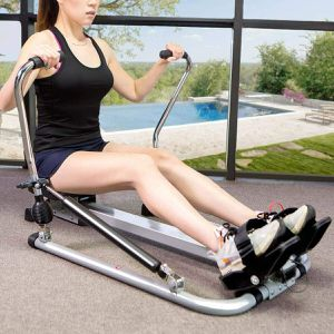 Orbital Rowing Machine W/Free Motion Arms Ideal Home Gym Workout / Exercise for Teens Adult for Sale in Los Angeles, CA