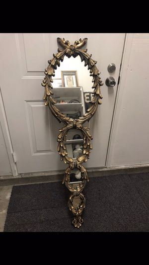 Antique large mirror for Sale in San Diego, CA
