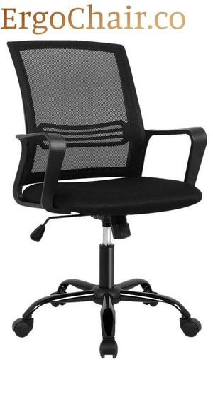 Cozy Ergonomic Mesh Office Computer Swivel Chair for Sale in Tempe, AZ