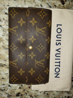 Louis Vuitton Monogram Wallet for Sale in Scottsdale, AZ