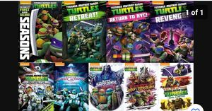 Tmnt complete tv series for Sale in West York, PA