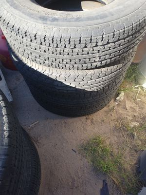 16 inch trailer tires for Sale in Sunrise Manor, NV