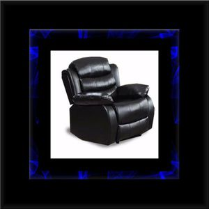 Black recliner chair for Sale in Rockville, MD
