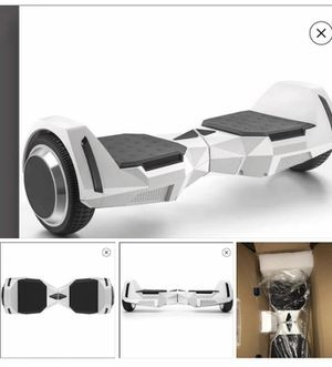 New Spadger Hoverboard Lights, Speakers, Bluetooth, Remote for Sale in Marion, OH