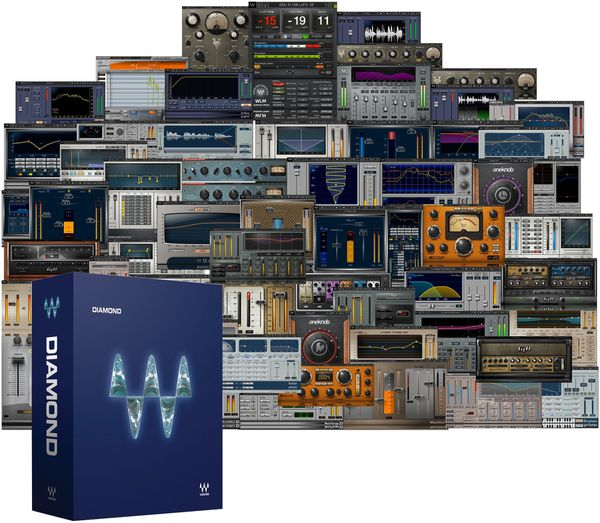 Pro Tools 12+waves Complete Bundle And Autotune Full Bundle