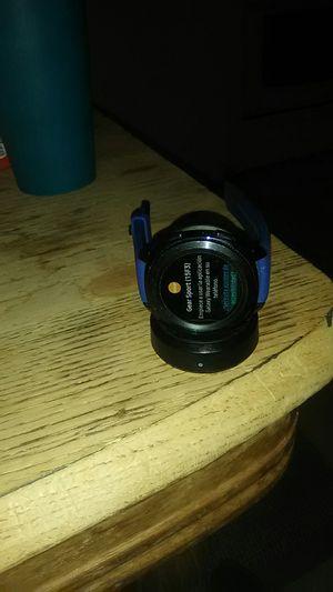 Samsung gear sport smart watch for Sale in Abilene, TX