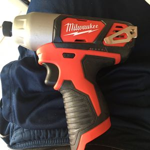 Milwaukee impact driver tool only for Sale in Industry, CA