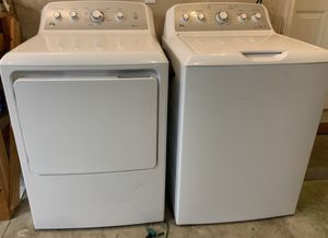 GE large load Washer & Dryer set for Sale in Portland, OR