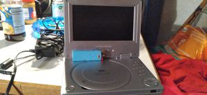 Potron. Portable D.V.D player with charger hardly ever used it for Sale in La Vergne, TN