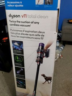 BNIB Dyson V11 Total Clean Smart Wireless Vacuum for Sale in Hesperia,  CA