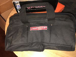 """Craftsman 20"""" Tool Bag - Clam Shell Opening (Bulk Packaged) for Sale in Downey, CA"""