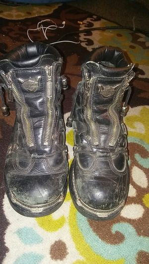 Harley Davidson boots for Sale in Wichita, KS