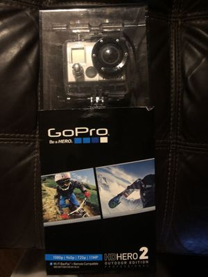 GoPro hero 2 for Sale in Huntersville, NC
