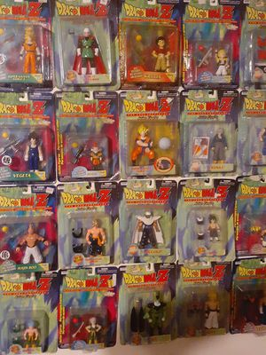 Dragonball z action figures for Sale in Mesa, AZ
