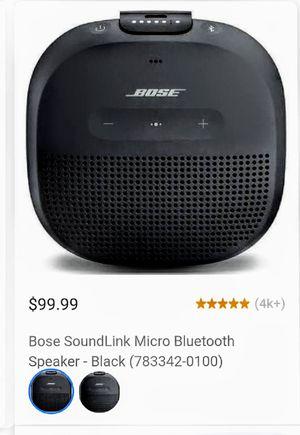Bose blue tooth speaker for Sale in Bakersfield, CA