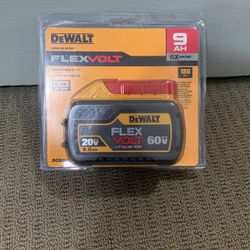 DeWalt Lithium Ion FlexVolt Battery for Sale in Seattle,  WA