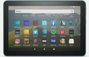 "Amazon Fire HD 8 tablet, 8"" HD display, 32 GB, 2020 Twilight Blue for Sale in Orlando, FL"