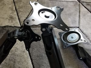 Dual single monitor mount arm for Sale in Culver City, CA