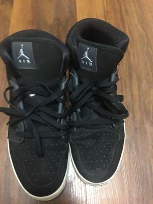 Air Jordan 1 Flight 2 Shoes Size 10 Black 555798-003 for Sale in Tempe, AZ