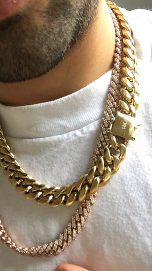 Gold filled chain for Sale in Fort Lauderdale, FL