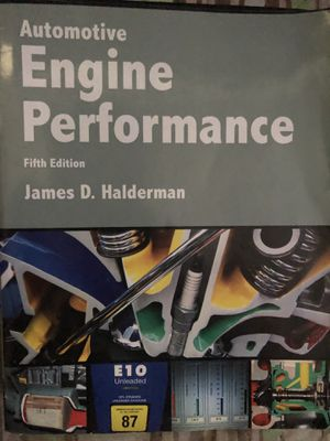 Automotive Engine Performance 5th edition for Sale in Torrance, CA