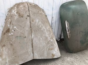 Early 50s Chevy truck hood for Sale in Sacramento, CA