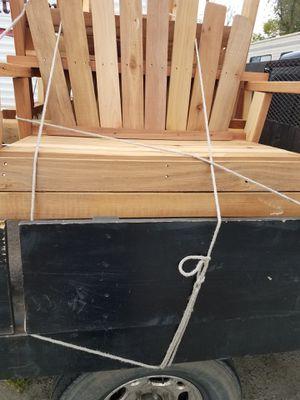 Handmade Loveseat patio furniture for Sale in Turlock, CA