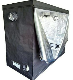NEW IN BOX 4x8 Grow Tent w/ Metal Frame also available LEC CMH HPS FANS CARBON FILTERS LEDs HYDRO for Sale in Colorado Springs, CO
