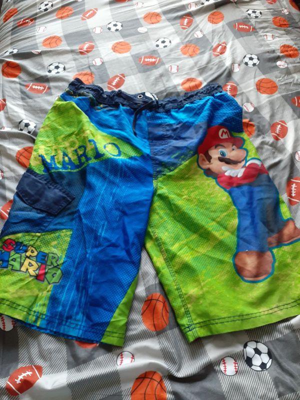 Super Mario water shorts