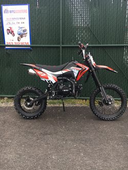 Brand new 2021 SSR Coolster 125CC pit bike dirtbike for Sale in Joint Base Lewis-McChord,  WA